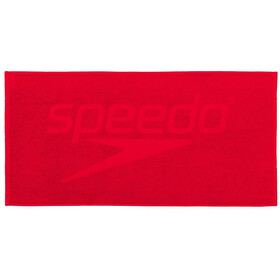 speedo Easy Håndkle 50x100cm rød